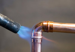 richardson plumbing heating pipe repair